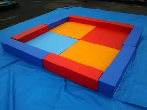 マット4枚・ブロック8本