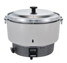 ガス炊飯器5升